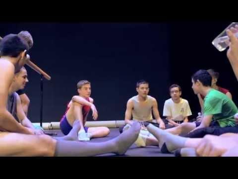 Sydney Opera House: Balletboyz Masterclass