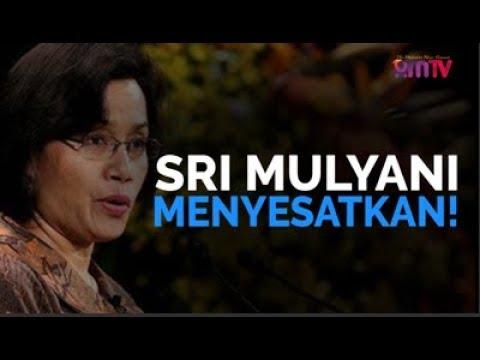 Sri Mulyani Menyesatkan!