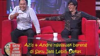 Video Video Lawak, Satu Jam Lebih Dekat Bersama Andre Taulany Dan Azis Gagap MP3, 3GP, MP4, WEBM, AVI, FLV Januari 2019