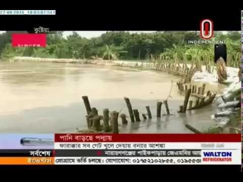 Padma River swelling (27-08-16)