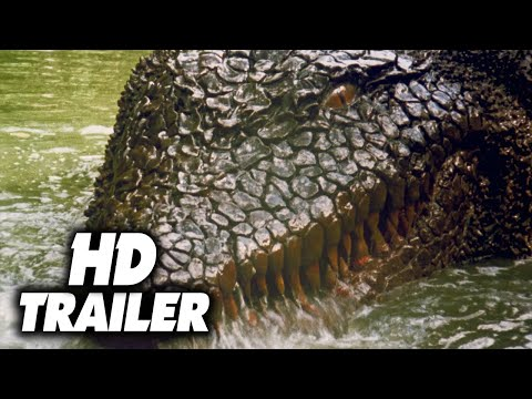 Killer Crocodile 2 (1990) ORIGINAL TRAILER [HD 1080p]