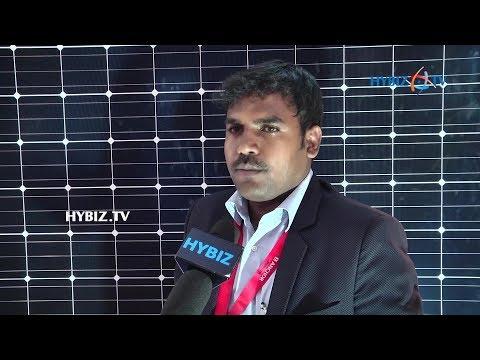 , Kuppu Raju - Panasonic Groups - RenewX 2018