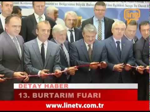 DETAY HABER  -13.10.2015-  13. TARIM FUARI (BURTARIM)