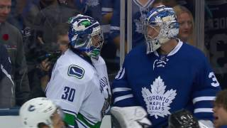 Gotta See It: All hell breaks loose between the Canucks and Ma...