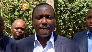 Kalonzo, Mudavadi, Wetangula wakosa kufika Uhuru Park