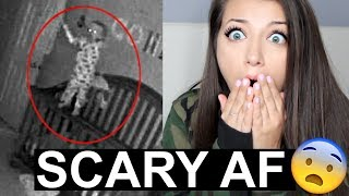 Video PARANORMAL BABY MONITOR ACTIVITY *VERY SCARY* REACTION* MP3, 3GP, MP4, WEBM, AVI, FLV Februari 2018