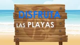 DISFRUTA LAS PLAYAS CON PRECAUCIÓN