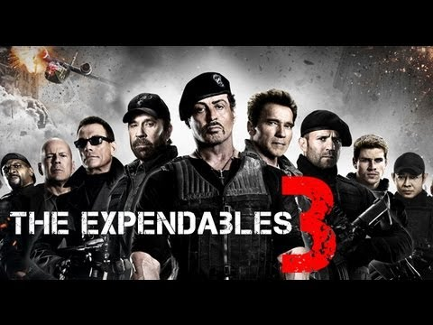 EXPENDABLES 3 Cast Run Down Released - AMC Movie News