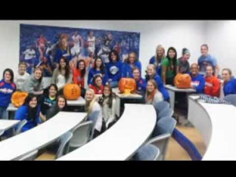 Women's Soccer Pumpkin Carving Contest