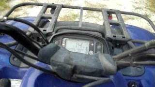 9. 2006 Yamaha Grizzly 660 4x4