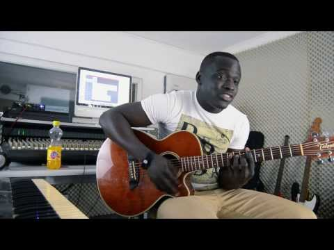 Josh Blakk - Music in Me (live studio performance)