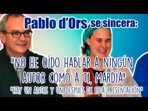 Pablo d'Ors presentà 'Cómo santa Teresa me acompañó al sufismo', de Mardía Herrero, a Madrid