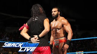 Video Shinsuke Nakamura confronts Jinder Mahal: SmackDown LIVE, Aug. 29, 2017 MP3, 3GP, MP4, WEBM, AVI, FLV Juli 2018