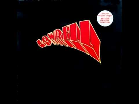 Lowrell - Mellow Mellow Right On (Alternative Instrumental) (1979)