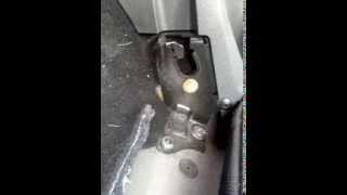 Fitting ISOFIX to Ford Focus Mk2 (2006) in 15 minutes
