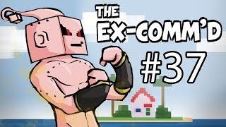 Minecraft - The Ex-Communicated Dragon Ball Z Mod w/ SSoHPKC, Sly and Nova Part 37 - Dino Destroyer