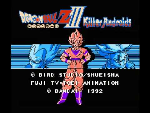 Dragon Ball Z III : Ressen Jinzou Ningen NES