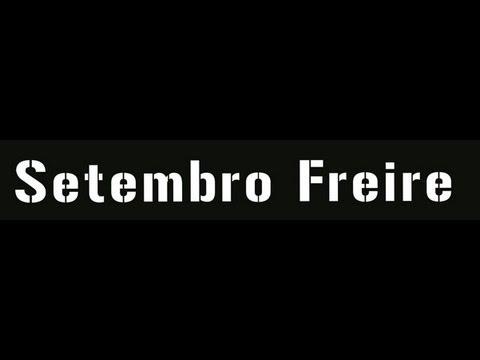 Reportagem TV Centro América - Setembro Freire 2013