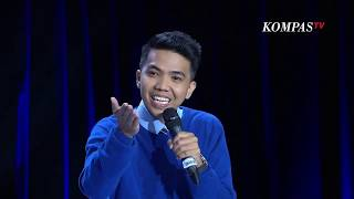 Video Arif Brata: Payungin Artis - SUCI 8 MP3, 3GP, MP4, WEBM, AVI, FLV Juni 2018