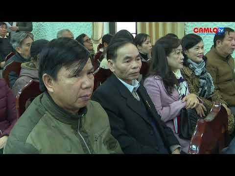 Đảng bộ thị trấn Cam Lộ tổng kết công tác xây dựng Đảng năm 2020