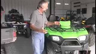 9. ATV Television Test - 2008 Brute Force 650 Wrap-up