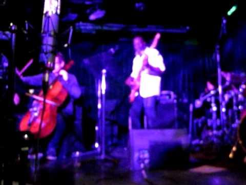 Jamaladeen Tacuma & the Young Philadelphians- Roller Coaster of Love-Le Poisson Rouge 1/5/12