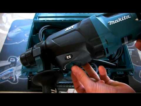 HR2601 Tassellatore Makita - Recensione