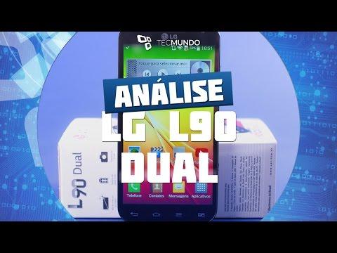 dual - http://www.tecmundo.com.br/lg-l90-dual/60531-analise-smartphone-lg-l90-dual-video.htm O smartphone LG L90 Dual foi cedido por empréstimo pela loja Cissa Maga...