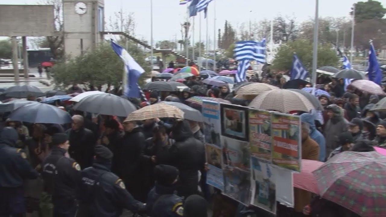 Συγκέντρωση διαμαρτυρίας με αίτημα την παραίτηση του δημάρχου Γιάννη Μπουτάρη