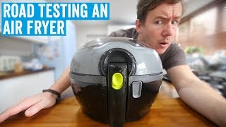 Lets try out an air fryer... by  My Virgin Kitchen