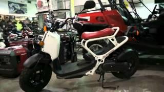 3. 2012 Honda Ruckus