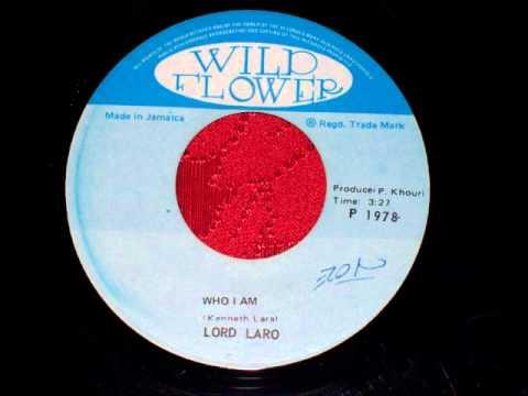 Lord Laro - Who I Am
