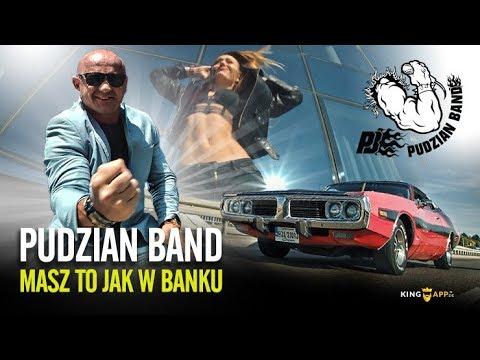 Pudzian Band-Masz to jak w Banku
