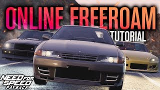 Need for Speed Payback | HIDDEN Online Freeroam Tutorial!