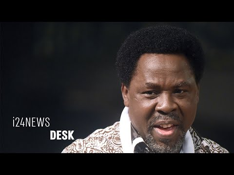 Mass Faith-Healing Exorcist TB Joshua Visits Nazareth