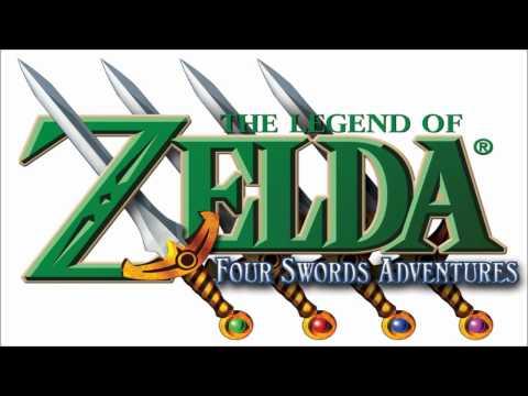 08 - Shadow Link - The Legend Of Zelda Four Swords Adventures OST