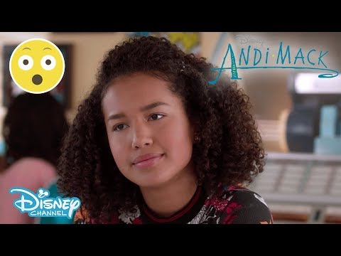 Andi Mack | Season 3 Episode 12 - First 5 Minutes | Disney Channel UK