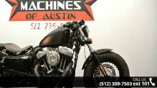 10. 2010 Harley-Davidson XL1200X - Sportster Forty-Eight  - D...