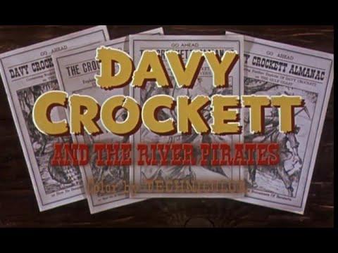 Davy Crockett and the River Pirates - Disneycember