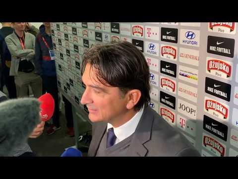 Izbornik Dalić poslije susreta s Engleskom u Rijeci