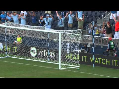 All the Sporting Kansas City 2011 Goals