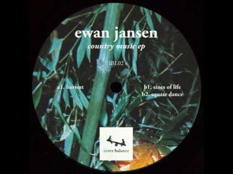 Ewan Jansen - Sines Of Life