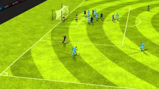 http://mg.eamobile.com/?chId=212&p=48727&mc=UC-CH-LB&u1=yt_FIFA13_replays JOIN THE CLUB! EA SPORTS presents FIFA 13 for the iPhone, iPad and iPod touch that connects fans to the real world football and enables them to play the most popular sports franchise against friends and other fans from all over the world.More realistic than ever, FIFA 13 comes with dramatically improved graphics and an improved control scheme, delivering all the authenticity and innovation that the FIFA franchise is known for.For the first time ever, players are able to enjoy competing with friends anytime, anywhere using Online Multiplayer. Rise to the top of the Leaderboards taking superstars like Messi and Benzema on the pitch against your friends or other competitors in the FIFA online world.EA SPORTS Football Club connects players to the real-world competitions, enabling you to support your favorite club as well as connect with friends, rivals and millions of other players around the world. Earn experience points and level up to build status. You can relive crucial real-world football events through regular challenges so that FIFA 13 will look, feel and play like the real-world season.Featuring 30 leagues, more than 500 teams and more than 15,000 players, the ultimate football experience is now available on the App Store.