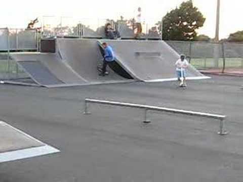 Tanner Park skate