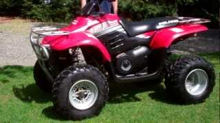 4. 2005 Polaris Trail Boss 330