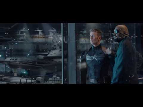 Captain America: The Winter Soldier (Featurette 'Conspiracy')