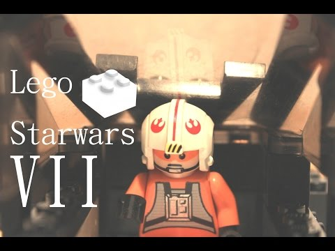 Lego Star Wars Episode VII The Force Awakens Teaser