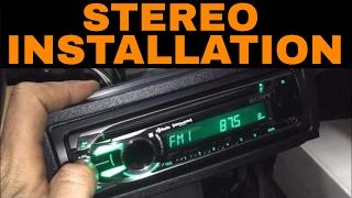 4. 2001-2004 Dodge Dakota/Durango Radio/Stereo/Deck Installation/Replacement Video