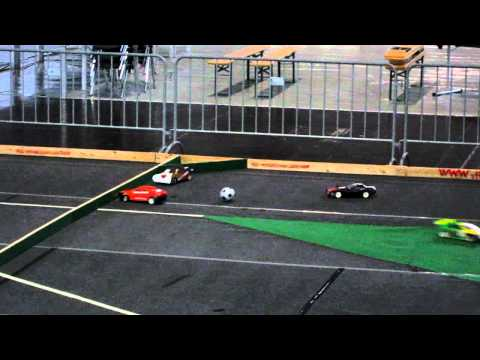 0 Rc Car Futeball