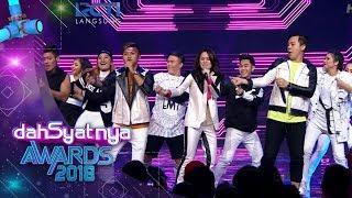 "Video DAHSYATNYA AWARDS 2018 | Sheryl feat. Rizky & Chandra Liow ""Sweet Talk""  [25 Januari 2018] MP3, 3GP, MP4, WEBM, AVI, FLV Juli 2018"